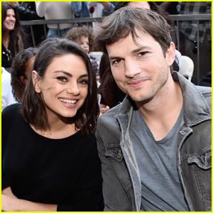 Ashton Kutcher & Mila Kunis Address Split Rumors in Funny Video - Watch!