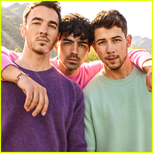 Jonas Brothers Land at #1 on Billboard Chart With 'Happiness Begins'!