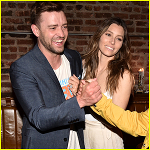 Jessica Biel Marks the End of Justin Timberlake's Tour with