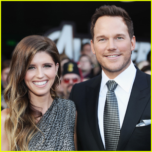 Katherine Schwarzenegger Shares Photo of New Husband Chris Pratt & His Son Jack for Father's Day!