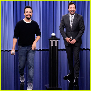 Lin-Manuel Miranda Shows Off His Freestyle Skills on 'The Tonight Show' - Watch Here!