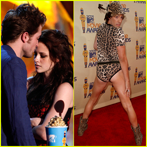Look Back at MTV Movie Awards Red Carpet Photos From 10 Years Ago!