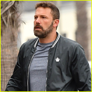 Ben Affleck Picks Up His Daily Dunkin in Brentwood