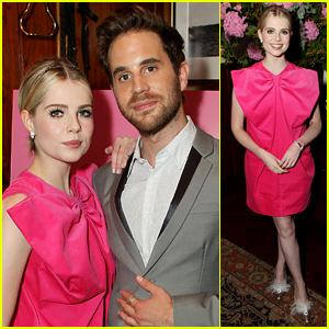 Ben Platt, Lucy Boynton, & More Stars Attend 'The Politician' Early Screening!