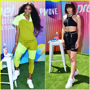 Ciara, Russell Wilson & Charli XCX Work It Out at Propel Co:Labs Festival!