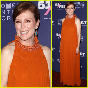 Julianne Moore Screens 'After the Wedding' at 51 Fest in New York City