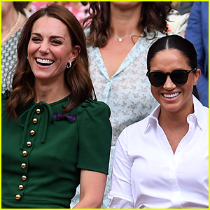 Here's What Kate Middleton Did for Meghan Markle When Serena Williams Lost Wimbledon