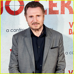Liam Neeson Brings 'Cold Pursuit' To Madrid - Watch Trailer!