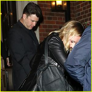 Scarlett Johansson & Colin