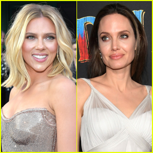 Scarlett Johansson Talks Angelina Jolie Joining Marvel Universe