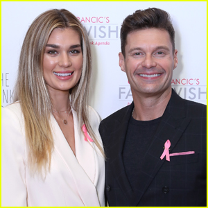 Ryan Seacrest & Shayna Taylor Appear to Be Back Together While on Vacation in Italy