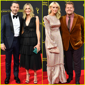 Jimmy Kimmel & James Corden Bring Late Night to Creative Arts Emmys 2019