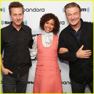 Edward Norton Joins Alec Baldwin & Gugu Mbatha-Raw For SiriusXM Stop