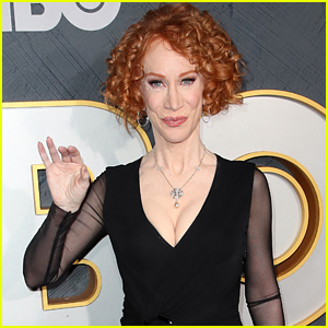 Kathy Griffin Calls Out News Anchor in Heated Exchange About Male-Dominated Comedy World - Watch!