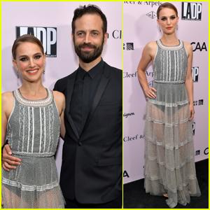 Natalie Portman & Benjamin Millepied Couple Up for Dance Project Gala 2019