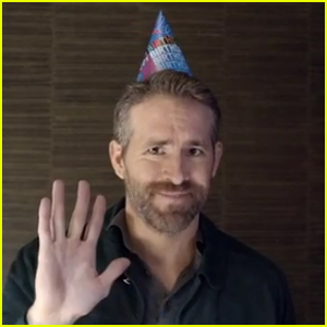 Ryan Reynolds Sends Profanity-Filled Birthday Message to Hugh Jackman - Watch!