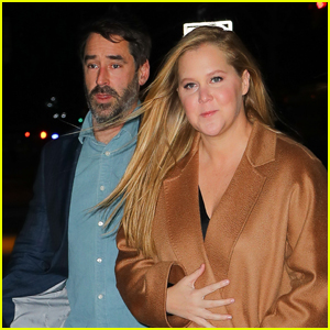 Amy Schumer Enjoys Rare Night Out with Husband Chris Fischer!