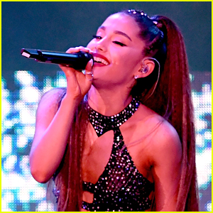 Ariana Grande Is Seemingly Endorsing This Presidential Candidate!