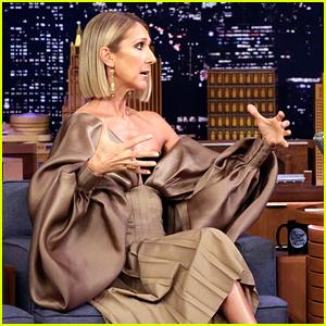 Celine Dion Has The Best Reaction to 'Titanic' Door Debate!