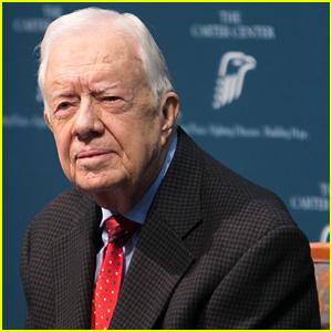 Former President Jimmy Carter Hospitalized Due to Brain Bleeding