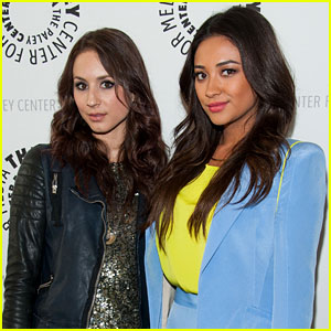 Troian Bellisario & Shay Mitchell's Daughters Have Something in Common That is 'PLL' Related!