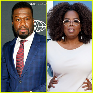 Image result for images of 50 Cent accuses Oprah Winfrey of going after only Black men