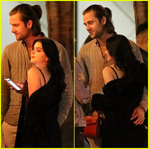 Ariel Winter Stays Close to Luke Benward After a Night Out in West Hollywood