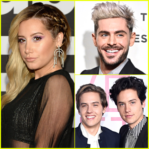 Ashley Tisdale Plays 'Marry, Shag, Kill' with Zac Efron, & the Sprouse Twins