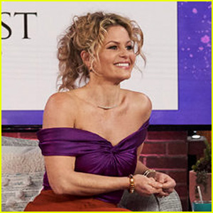 Candace Cameron-Bure's 'Baby Got Back' Rapping & Twerking Was Shown to 'All of Hollywood' (Video)