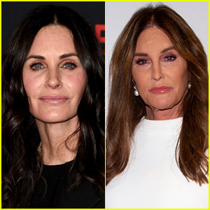 Courteney Cox Responds to Fans Who Think She Looks Like Caitlyn Jenner
