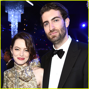 Emma Stone & Boyfriend Dave McCary Are Engaged - See Her Ring!