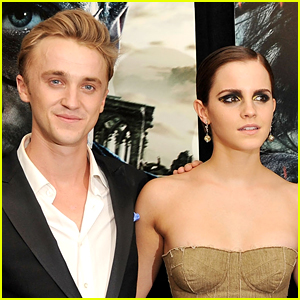 Tom Felton Photos News And Videos Just Jared