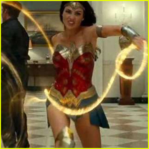 Gal Gadot is Ready for Action in First 'Wonder Woman 1984' Teaser - Watch!