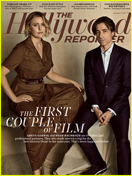 Greta Gerwig & Noah Baumbach Open Up About Their Relationship