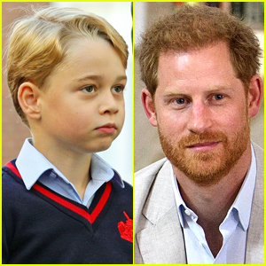 Prince Harry Made This Joke After He Met Prince George in 2013!