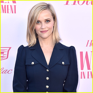 Reese Witherspoon's Dog Ate Her Sneakers - See the Cute Pics!
