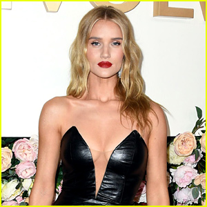 Rosie Huntington-Whiteley Will Host Beauty Industry Series at Quibi