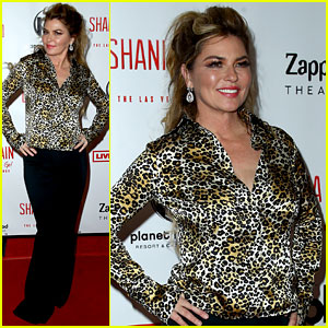 Shania Twain Launches Vegas Residency - See the Set List!