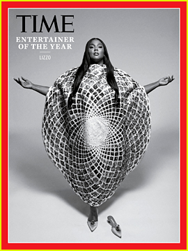 Lizzo Is Time's Entertainer of the Year 2019!