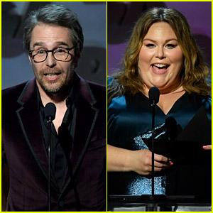 Sam Rockwell, Chrissy Metz, & More Honor the Best Directors at DGA Awards 2020!