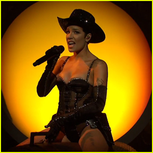 Halsey Performs 'You Should Be Sad' & 'Finally // Beautiful Stranger' on 'SNL' - Watch!