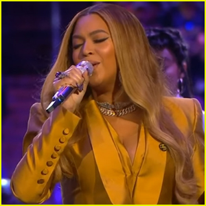 Beyonce Opens Kobe Bryant Memorial with Performance of One of His 'Favorite Songs' - Watch Now