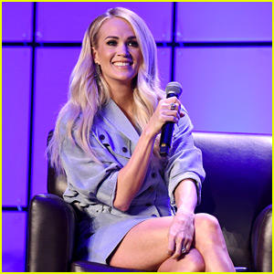Carrie Underwood Explains How She Found Time to Write a Book