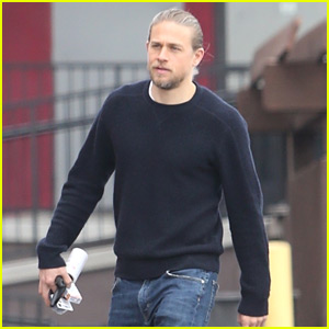 Charlie Hunnam Photos News And Videos Just Jared