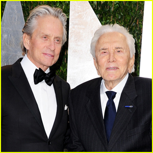 Kirk Douglas Gives Majority of $61 Million Fortune to Charity, Left Nothing to Son Michael