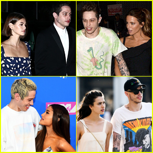 Pete Davidson Reveals What Happened in Kaia Gerber & Kate Beckinsale Relationships...