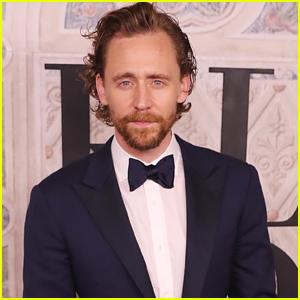 Tom Hiddleston Photos News And Videos Just Jared