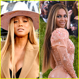 Tyra Banks Reacts to Viral 2008 Interview With Beyonce