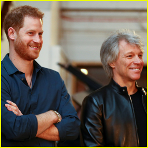 Prince Harry & Jon Bon Jovi Release 'Unbroken' Single to Support Invictus Games - Listen Now!