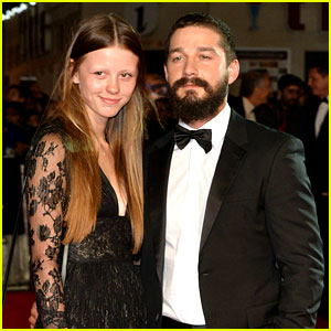 Are Shia LaBeouf & Ex-Wife Mia Goth Back Together?